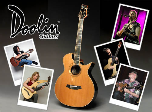 Enter Doolin Guitars